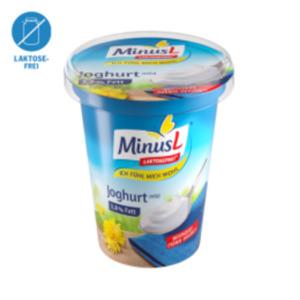 MinusL Joghurt Natur