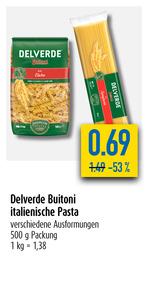 Delverde Buitoni italienische Pasta