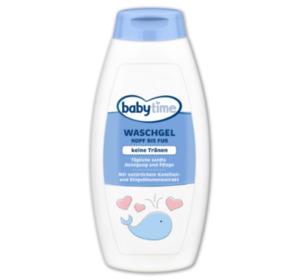 BABYTIME Waschgel