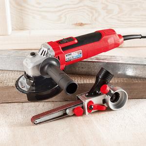 Kraft Werkzeuge Winkelschleifer/Elektrofeile 2in1