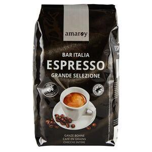 AMAROY Bar Italia Espresso Grande Selezione 500 g