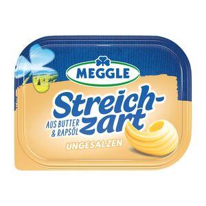 MEGGLE Streichzart/Feine Butter 250 g