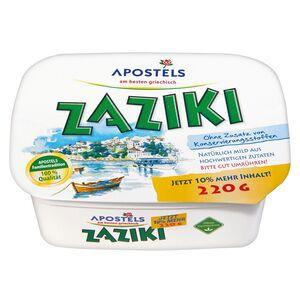 APOSTELS Zaziki oder Sour Cream 220 g