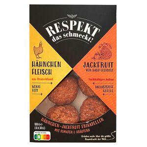 HOUDEK Hähnchen-Jackfruit-Frikadellen 180 g