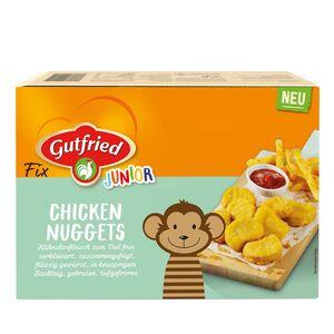 GUTFRIED JUNIOR Chicken Nuggets 250 g