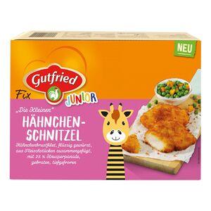 GUTFRIED JUNIOR Hähnchenschnitzel 240 g