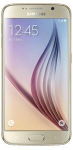 Samsung Galaxy S6 G920F 32GB LTE gold-platinum Smartphone (ohne Branding) - DE Ware