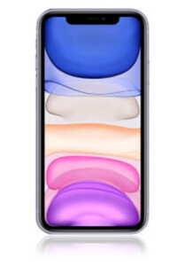 Apple iPhone 11 64GB, Farbe:Lila