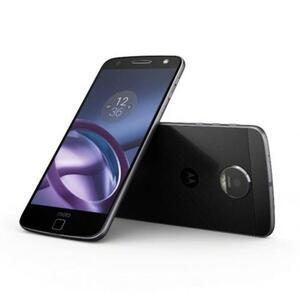Lenovo Moto Z 5,5' 32 GB 13 MP Android 6.0.1 Fingerabdrucksensor LTE Cat.6, Farbe:Schwarz