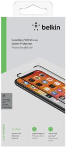Belkin Screenforce Invisiglass Ultra Curve iPhone 11 Pro/X/Xs