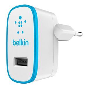 BELKIN Netz-Ladegerät, USB, 2.1A, MIXit, Blau