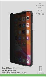 Belkin Screenforce Invisiglass Ultra Privacy iPh.11ProMax/XsMax
