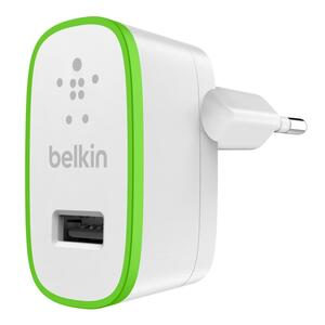 BELKIN USB, 2.4A, 12W, weißes Netz-Ladegerät