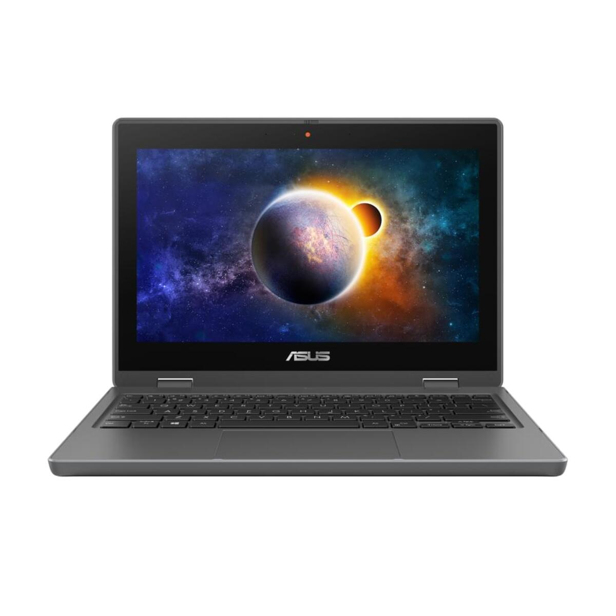 "Bild 1 von ASUS BR1100FKA BP0170RA - Flip-Design - Pentium Silver N6000 / 1.1 GHz - Windows 10 Pro National Academic - 4 GB RAM - 128 GB eMMC - 29.5 cm (11.6"")"