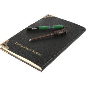 """Dickie Toys Notizbuch """"Harry Potter Tom Riddle's Tagebuch"""", mit magischem Stift, DIN A5"""