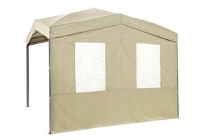 "Tepro-Pavillon & Partyzelt-Seitenteilset für ""Marabo"" taupe; 5534"