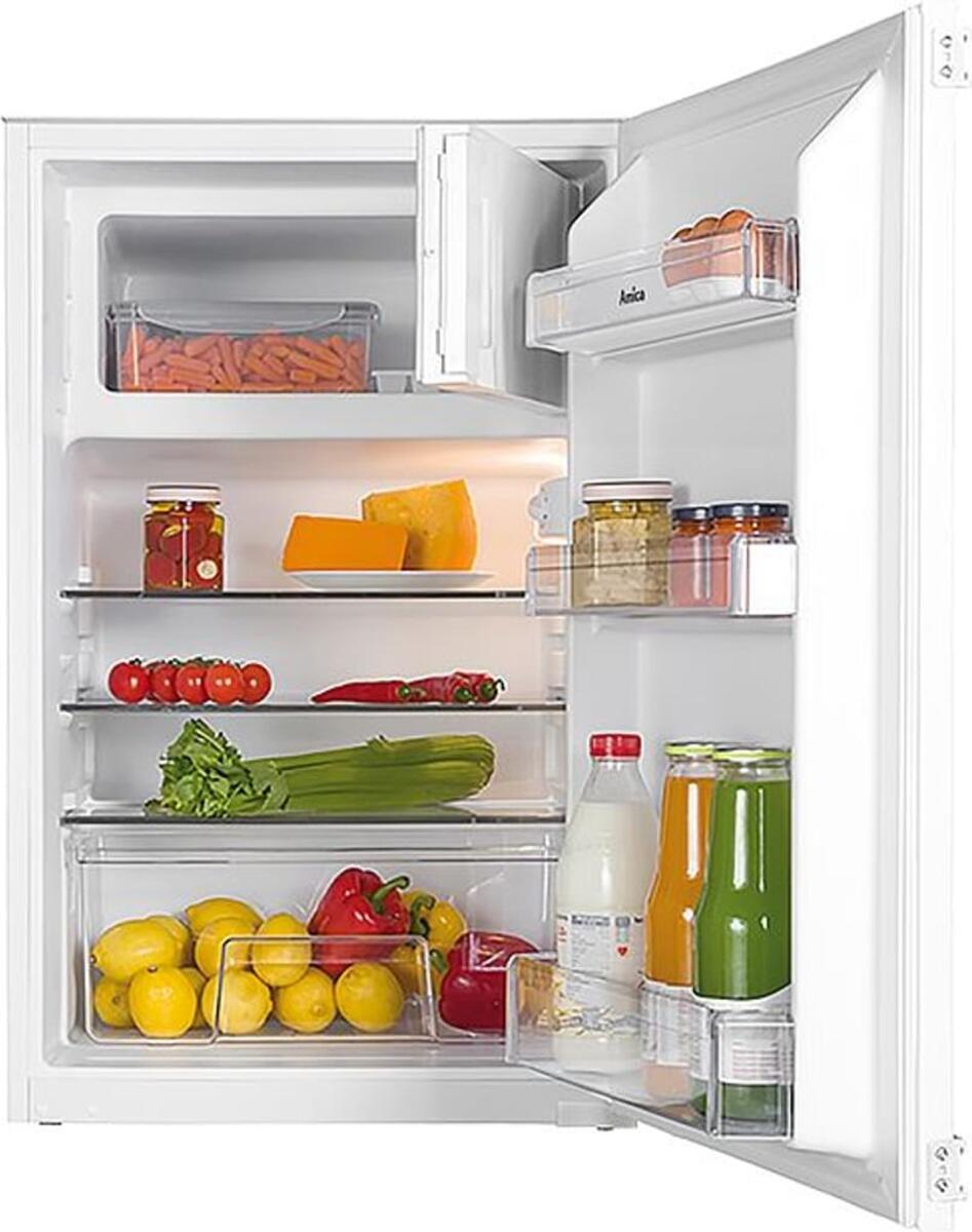 Bild 2 von Amica EKS 16171, Kühlschrank mit Gefrierfach, 880 mm Nische, Schlepptür-Technik,