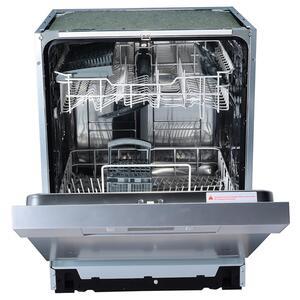 PKM Unterbau Geschirrspüler Spülmaschine Spüler DW12 7TI Teilintegriert