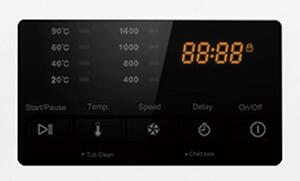 PKM Waschmaschine Waschautomat Frontlader 8kg WA8-E1214 E 1400 U/min