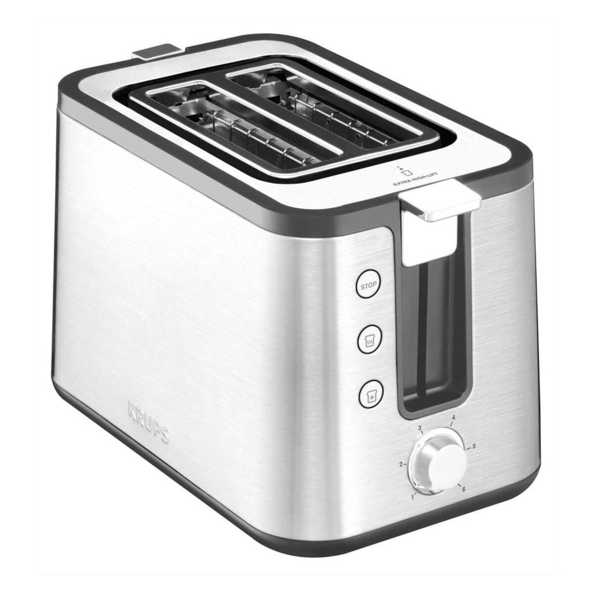 Bild 2 von Krups KH442D Control Line 2-Scheiben Toaster