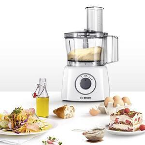 Bosch MCM3100W Kompakt-Küchenmaschine