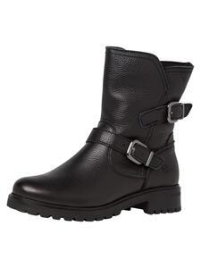 Tamaris Damen Stiefelette schwarz 1-1-26487-25 normal Größe: 37 EU