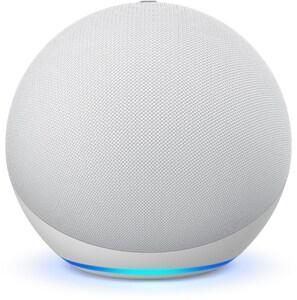 Echo (4. Gen.) Streaming-Lautsprecher weiß