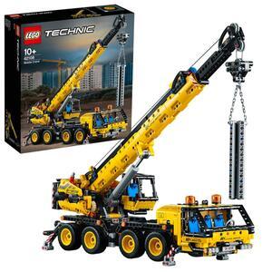 LEGO 42108 Technic Control+ Kran-LKW, Spielzeug, Bausatz für Baufahrzeuge