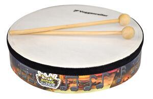 "Trommel-Kiste ""Rhythmic-Village"" 2 (25 x App + 25 Handtrommeln)"
