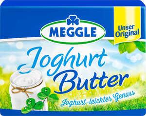 MEGGLE Joghurt- oder Feine Butter