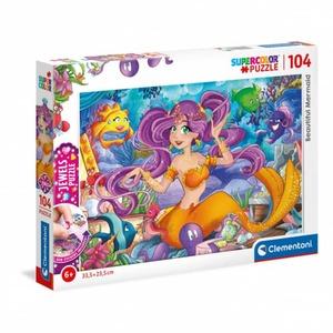Jewels Puzzle - Meerjungfrauen - 104 Teile