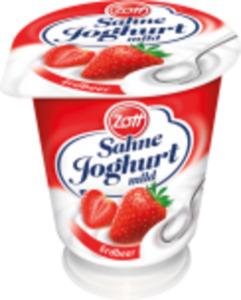 Zott Sahnejoghurt