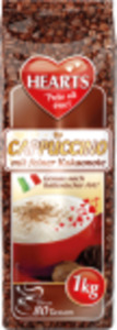 Hearts Cappuccino