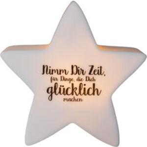 """Leuchtstern """"Nimm dir Zeit"""""""