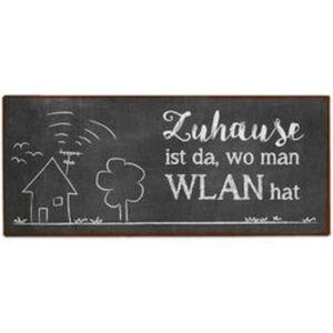 """Deko-Schild """"WLAN"""""""