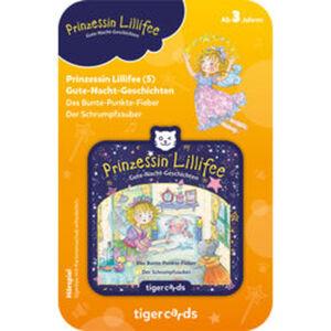 tigercard Prinzessin Lillifee  Gute-Nacht-Geschichten (5)