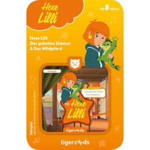 tigercard Hexe Lilli Das geheime Zimmer & Das Wildpferd