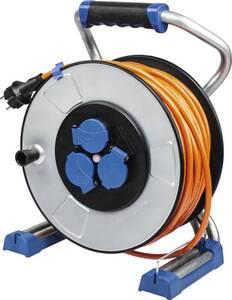 Metallkabeltrommel IronCoat Xperts  285mmØ 40m H07BQ-F 3G1,5, IP44, DGUV-I 203-006