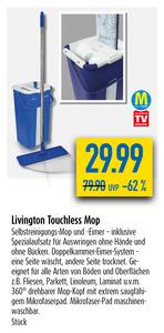 Livington Touchless Mop