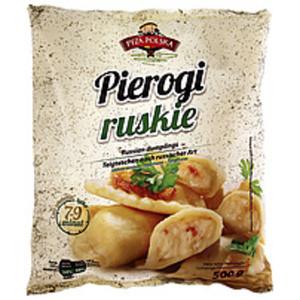 """Teigtaschen nach russischer Art """"Pierogi ruskie"""""""