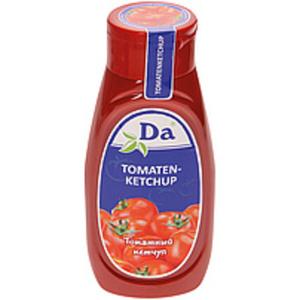 """Tomatenketchup """"DA"""""""