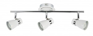 Primaster 3er LED Spot Hit ,  chrom-weiß