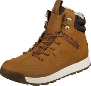 Lacoste, Urban Breaker 419 Sneaker Herren in dunkelbraun, Sneaker für Herren