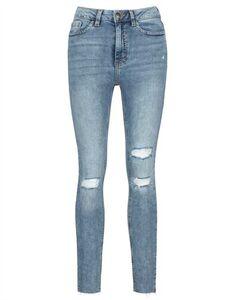 Damen Jeans - Cut-Outs