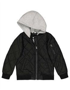 Jungen Leichte Jacke - Aufgesetzte Taschen