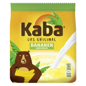 Kaba Banane Nachfüllbeutel 400g