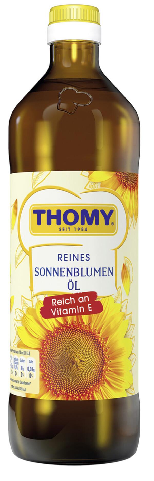 Thomy Sonnenblumenöl 750 ml