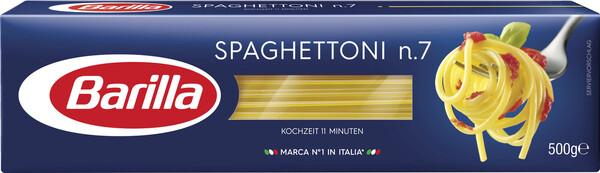 Barilla Nudeln Spaghettoni No. 7 500 g