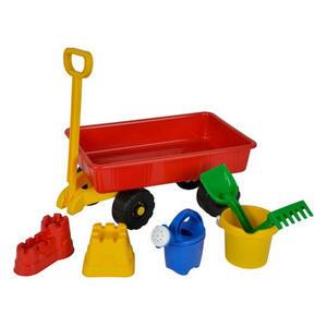 Simba Hand-Sandwagen m. Zubehör  Blau Gelb