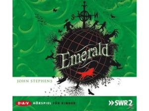 Stephens John - Emerald (CD)